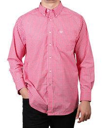 Ariat Men's Newbury Long Sleeve Performance Shirt, , hi-res