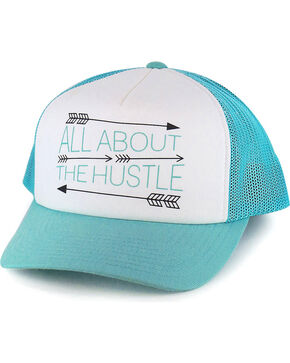 HOOey Women's All About the Hustle Ball Cap, Multi, hi-res