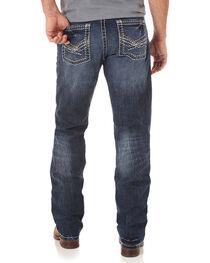 Rock 47 by Wrangler Men's Slim Straight Leg Jeans, , hi-res