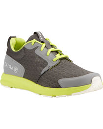 Ariat Men's Fuse Neon Shoes, , hi-res
