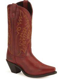 Laredo Women's Snip Toe Madison Western Boots, , hi-res