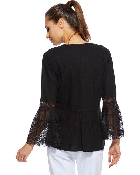 Angel Premium Women's Black Davis Jacket , Black, hi-res