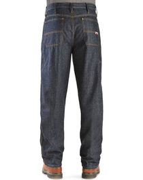 "Cinch Men's Blue Label Carpenter WRX Flame Resistant Jeans - 38"" Inseam, , hi-res"