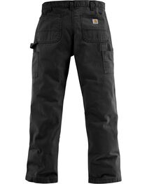 Carhartt Men's Washed Twill Dungaree, , hi-res