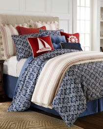 HiEnd Accents Multi Monterrey Duvet Cover Set , , hi-res