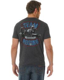 Wrangler Men's Team Roping Short Sleeve T-Shirt, , hi-res