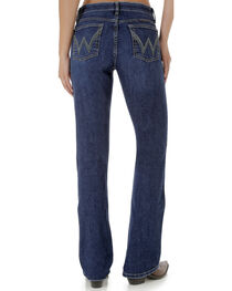 Wrangler Women's Q-Baby Mid Rise Ultimate Riding Jeans , , hi-res
