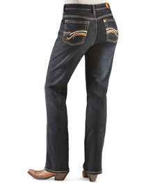 Aura by Wrangler Women's Slimming Stretch Jeans, , hi-res