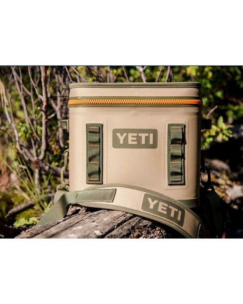 Yeti Hopper Flip 12 Cooler, Tan, hi-res