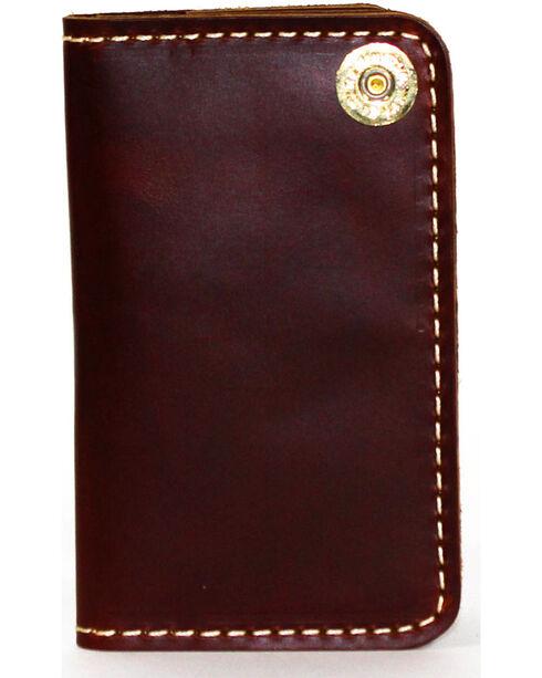 SouthLife Supply Men's Jackson Brick Multi Pocket Wallet, Mahogany, hi-res