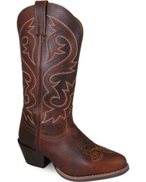 Smoky Mountain Women's Redbud Western Boots - Medium Toe , , hi-res