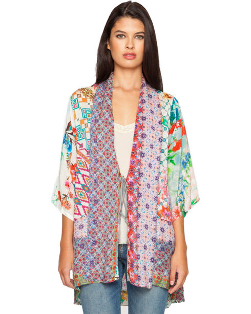 Johnny Was Women's Dream Kimono, Print, hi-res