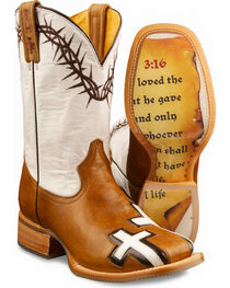 Tin Haul Women's Between Two Thieves Western Boots, , hi-res
