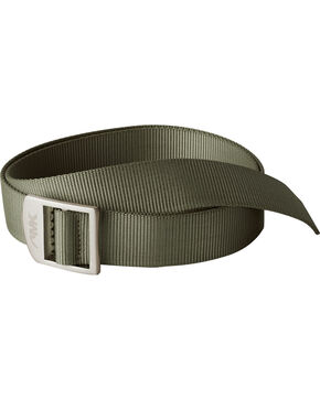 Mountain Khakis Green Webbing Belt , Green, hi-res