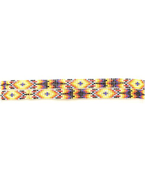 Beaded Hat Band, Multi, hi-res