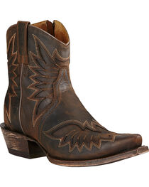 Ariat Women's Andalusia Western Booties, , hi-res