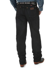 Wrangler jeans - 31MWZ relaxed fit prewashed colors - Tall, Black, hi-res