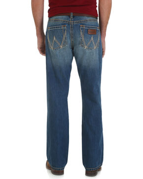 Wrangler Retro Bridgeport Bootcut Jeans - Relaxed Fit, Denim, hi-res