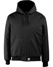 Wolverine Men's Black Jaxon Duck Jacket, , hi-res