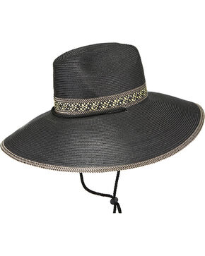 Peter Grimm Women's Namo Sun Hat , Black, hi-res