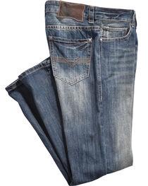 Rock & Roll Cowboy Men's Double Barrel Vintage Wash Jeans - Straight Leg, , hi-res