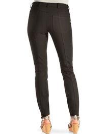 Black Swan Women's Black Ponte Skinny Pants, , hi-res