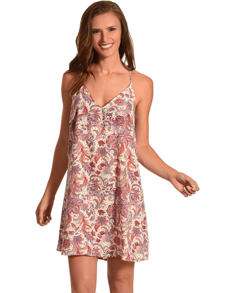 Sage the Label Women's Olivia Floral Print Dress, , hi-res