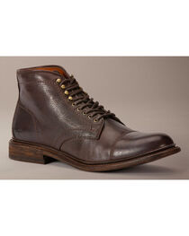 Frye Jack Lace Up Boots, , hi-res