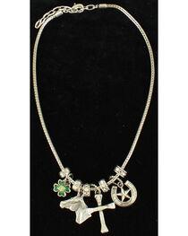 Blazin Roxx Charm Necklace, , hi-res