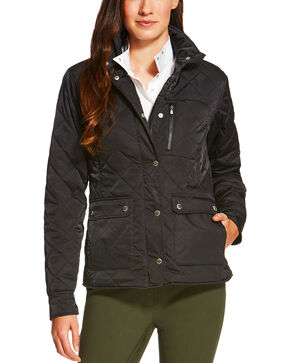 Ariat Women's Black Cornet Jacket, Black, hi-res