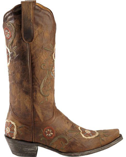 Old Gringo Women's Tyler Western Boots, Brass, hi-res