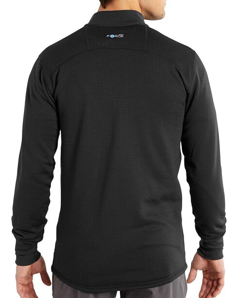 Carhartt Men's Base Force Super-Cold Weather Quarter-Zip Top - Big & Tall, , hi-res