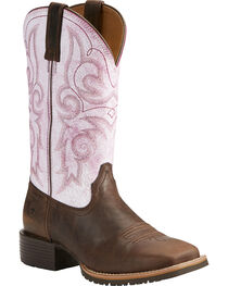 Ariat Women's Hybrid Rancher Western Boots, , hi-res