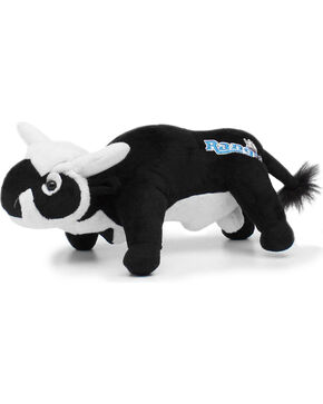 PBR Rango Plush Bull , Black, hi-res