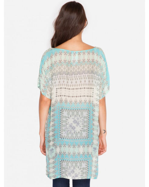 Johnny Was Arroyo Long Print Tunic, Print, hi-res