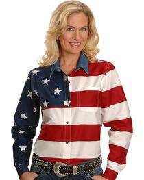Roper Flag Shirt, , hi-res