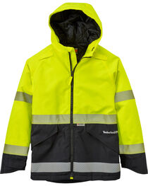 Timberland PRO Men's Work Sight High-Visibility Insulated Jacket, , hi-res