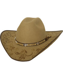 Bullhide Women's Storyteller Wool Cowgirl Hat , , hi-res
