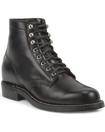 Chippewa Men's 1939 Original Service Boots - Round Toe, , hi-res