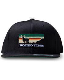 Dale Brisby Men's Rodeo Time Sunset Snapback Cap , , hi-res