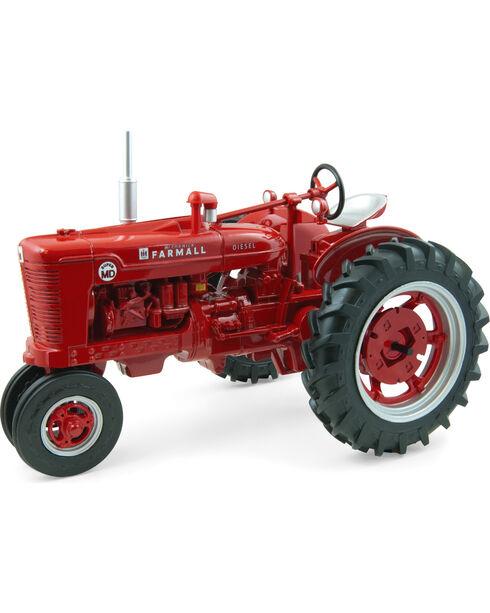 Ertl Super MD Tractor Toy , Red, hi-res