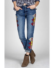 MM Vintage Women's Jane Boyfriend Jeans , , hi-res