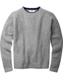 Mountain Khakis Men's Heather Grey Lodge Crewneck Sweater , , hi-res