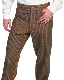 Wahmaker by Scully Cotton Saddle Cut Stripe Pants, , hi-res