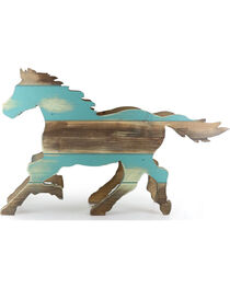 BB Ranch® Wooden Horse Planter Box, , hi-res