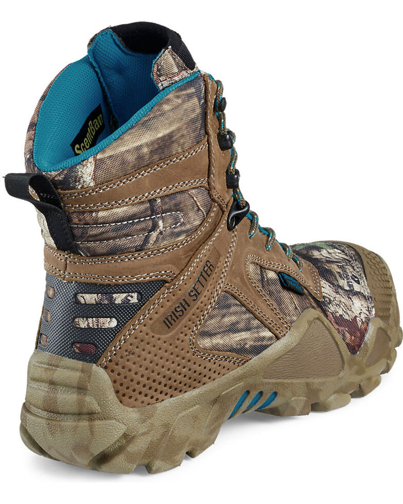 e22c460b9054 Irish Setter by Red Wing Shoes Women s Mossy Oak Vaprtrek Insulated  Waterproof 8