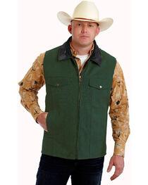 Colorado Saddlery Green Conceal Carry Vest, , hi-res