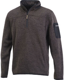 Browning Men's Black Laredo Sweater Pullover, , hi-res