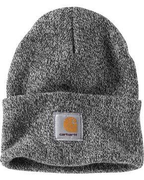 Carhartt Men's Acrylic Watch Hat , Black, hi-res