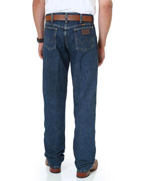 Wrangler Men's Premium Performance Cowboy Cut Regular Fit Jeans , Blue, hi-res